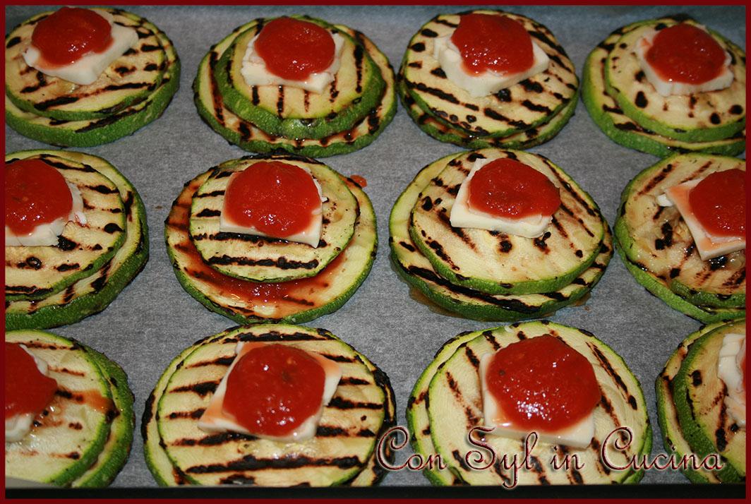 Con syl in cucina zucchine archives pagina 2 di 2 con for Cucinare zucchine tonde