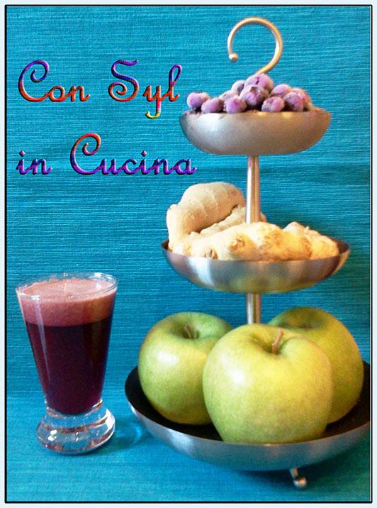 centrifugato di frutta