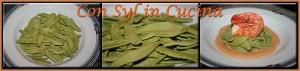 formato di pasta foglie di ulivo