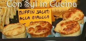 muffins alla cipolla