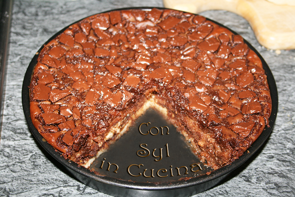 torta pane cioccolato