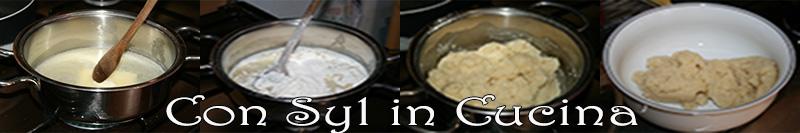 Pasta Choux per Bignè o Eclairs