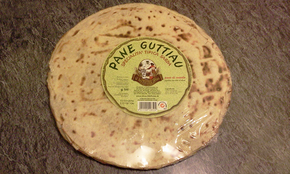 ricetta con pane Guttiau