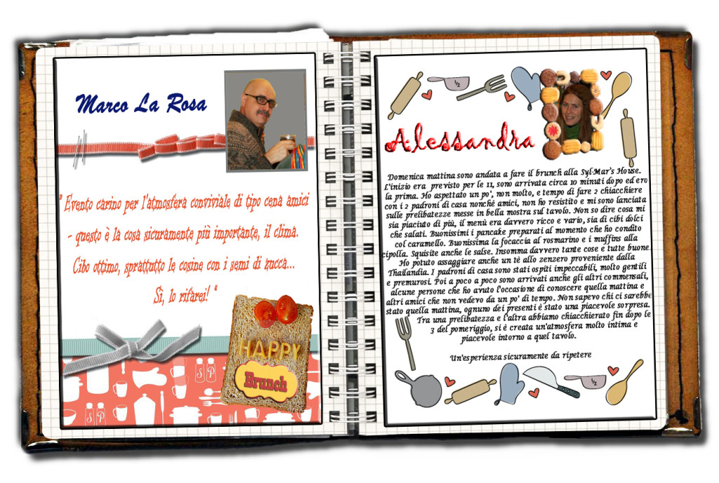 Restaurant Day Guestbook