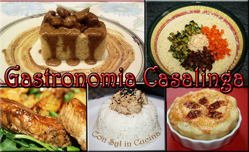 gastronomia casalinga