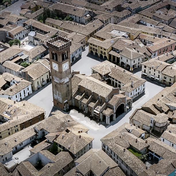 basilica convivio in piazza